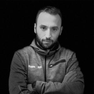 Coach Aris Myrkos