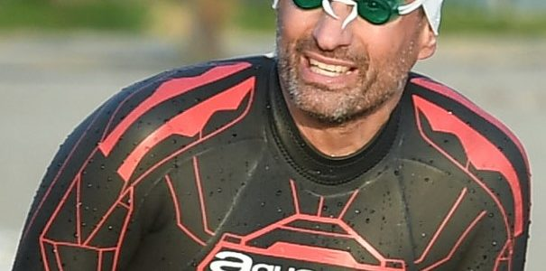 Triathlon Open Water Swimming Giannis Psarelis