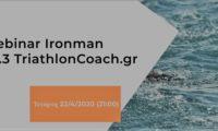 Webinar for Triathletes