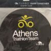 Athens Triathlon Team Swimming Silicon Cap