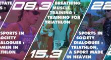 "Triathlon Lab Athens : Monday's Webinars & ""Social Dialogues"""