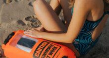 BUDDYSWIM smartphone drybag buoy
